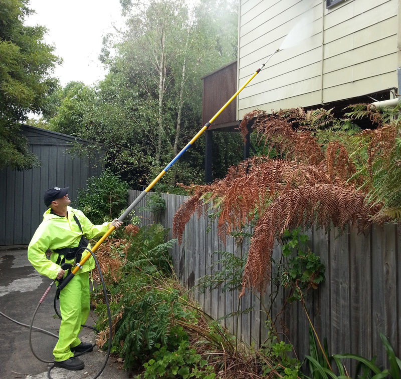 House Cleaning Services Exterior Home Cleaning Services