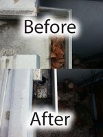 Gutter Cleaning - Hygeia Cleaning Service